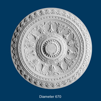 decorative plaster ceiling centres